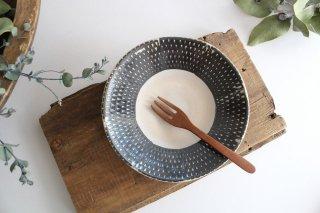 波佐見焼 ORIME 鹿の子 6寸丸皿 ブラウン 【B】 陶器商品画像