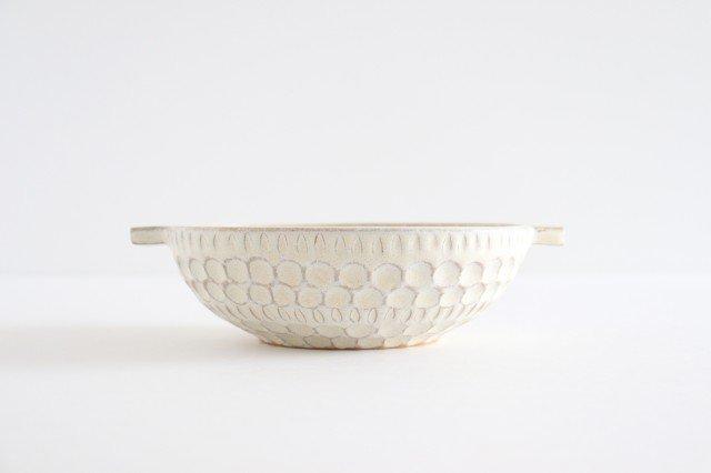 スープカップ 白 陶器 小鯖美保子 画像2