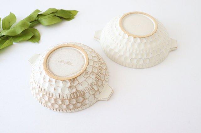 スープカップ 白 陶器 小鯖美保子 画像3