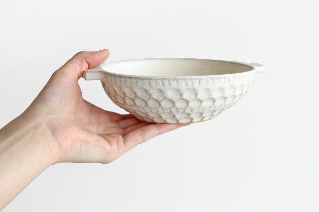 スープカップ 白 陶器 小鯖美保子 画像4