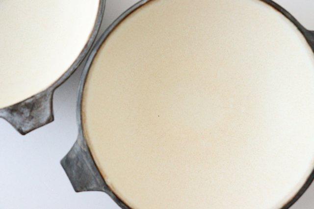 スープカップ 黒 陶器 小鯖美保子 画像6