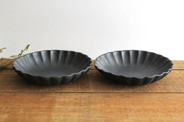 リンカ 大 チャコールブラック 陶器 わかさま陶芸 益子焼 画像5