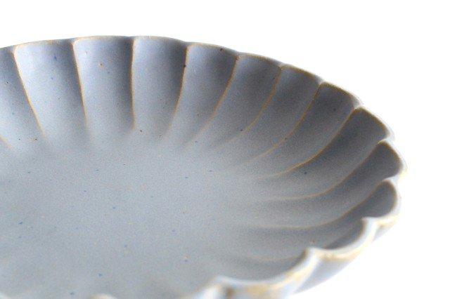 リンカ 大 ブルーグレー 陶器 わかさま陶芸 益子焼 画像5