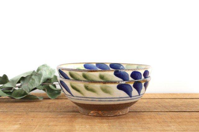 6寸鉢 デイゴ ゴスオーグスヤ 陶器 陶芸こまがた 駒形爽飛 やちむん 画像3