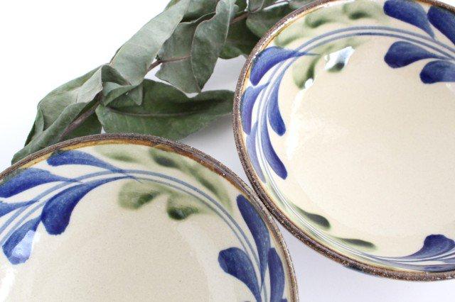 6寸鉢 デイゴ ゴスオーグスヤ 陶器 陶芸こまがた 駒形爽飛 やちむん 画像4