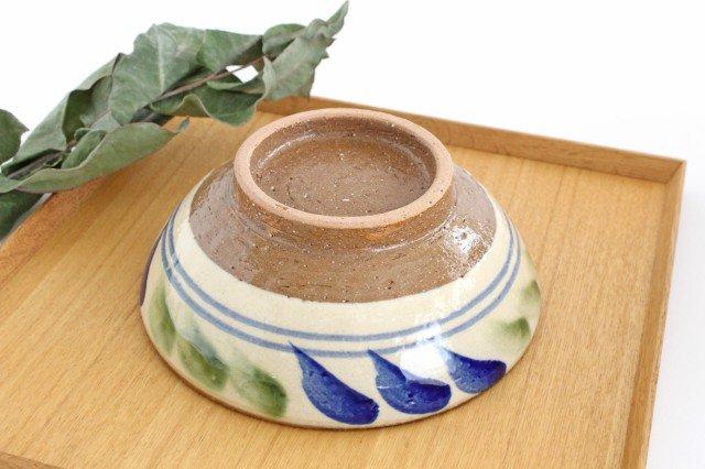 6寸鉢 デイゴ ゴスオーグスヤ 陶器 陶芸こまがた 駒形爽飛 やちむん 画像5