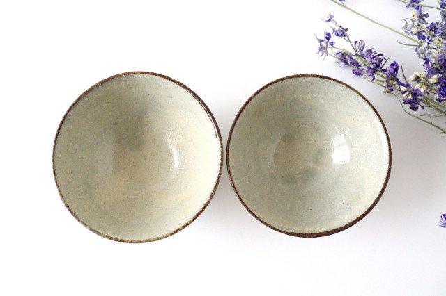 マカイ 4寸 連ドット 陶器 mug やちむん 画像2