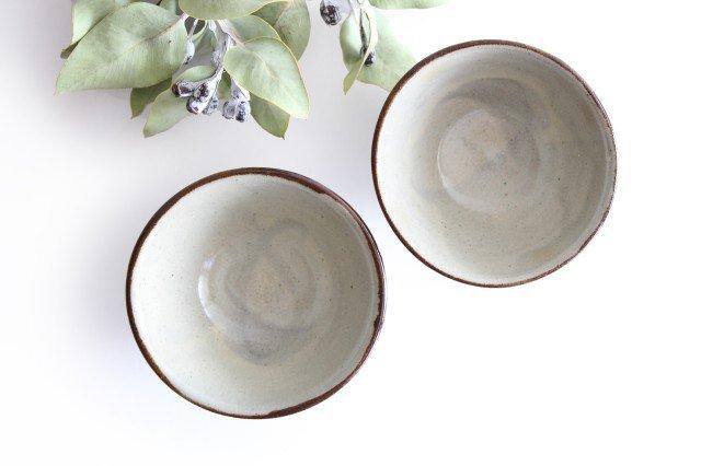 4寸マカイ 3色ドット 陶器 mug やちむん 画像5