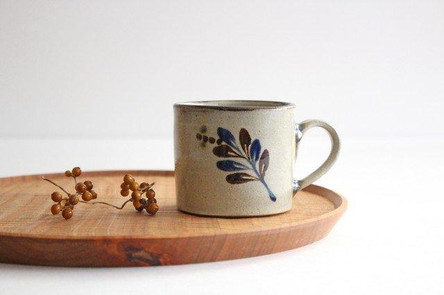 コーヒーカップ ゲットウ 陶器 mug やちむん