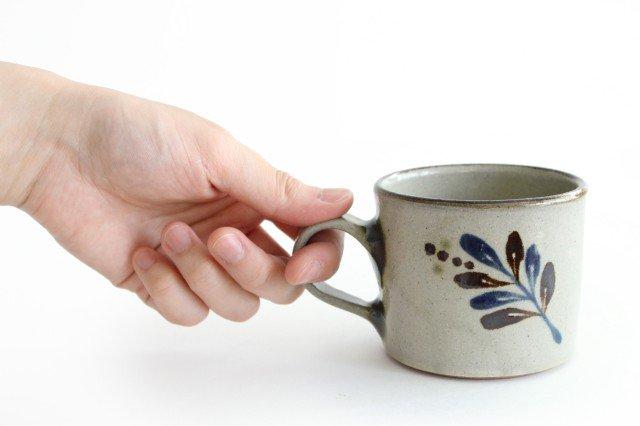 コーヒーカップ ゲットウ 陶器 mug やちむん 画像2