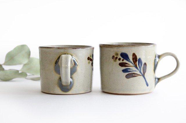 コーヒーカップ ゲットウ 陶器 mug やちむん 画像4
