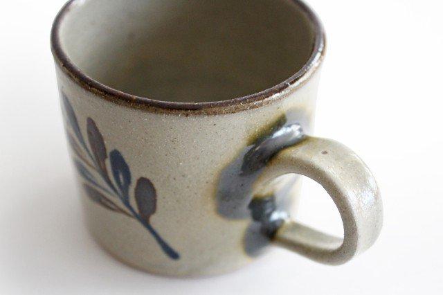 コーヒーカップ ゲットウ 陶器 mug やちむん 画像5