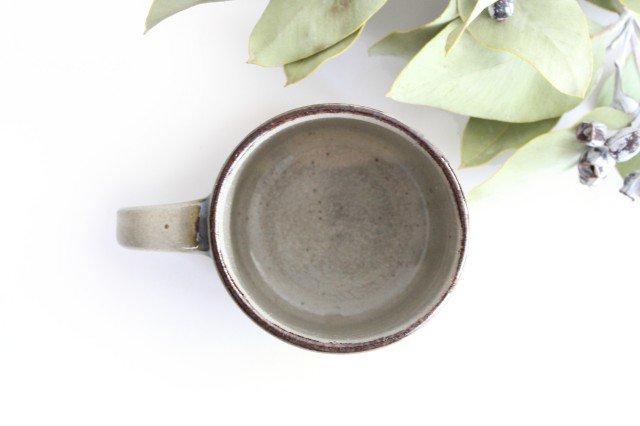 コーヒーカップ ゲットウ 陶器 mug やちむん 画像6