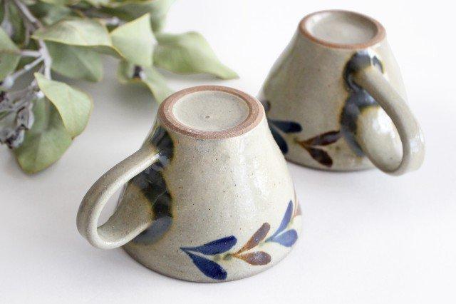 ティーカップ デイゴ 陶器 mug やちむん 画像6