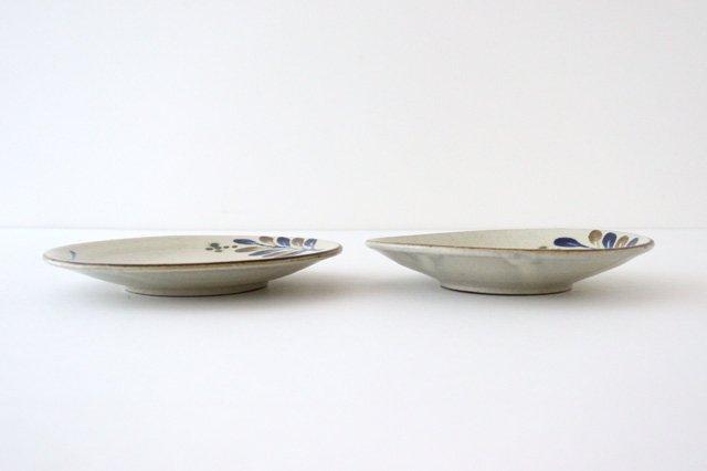 5寸皿 ゲットウ 陶器 mug やちむん 画像4