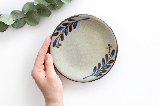 5寸皿 ゲットウ 陶器 mug やちむん 画像5