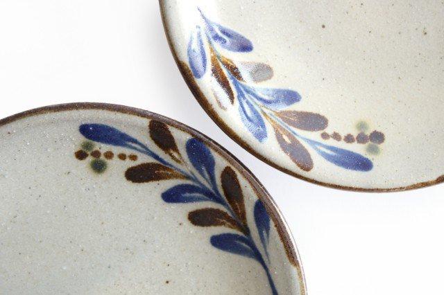 5寸皿 ゲットウ 陶器 mug やちむん 画像6