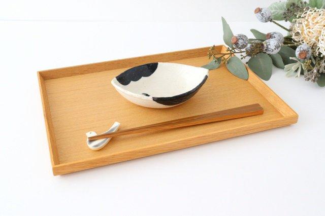 雫の森 レモン型小皿 光の露 陶器 こむろしずか 画像6