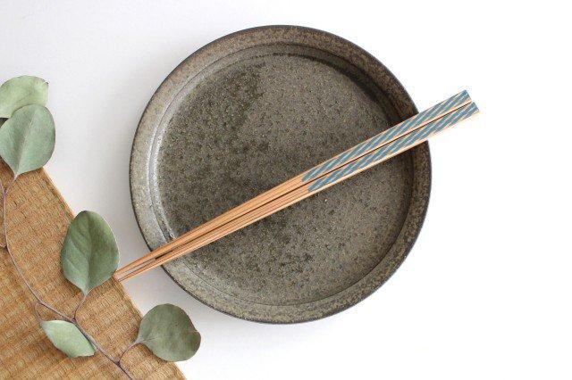 OEDO 食器洗浄機対応箸 Arashibori 23cm 画像2