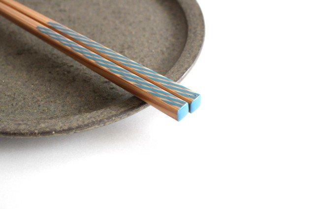 OEDO 食器洗浄機対応箸 Arashibori 23cm 画像3