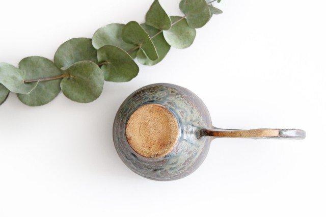 マグカップ 月 陶器 土の種 やちむん 画像6