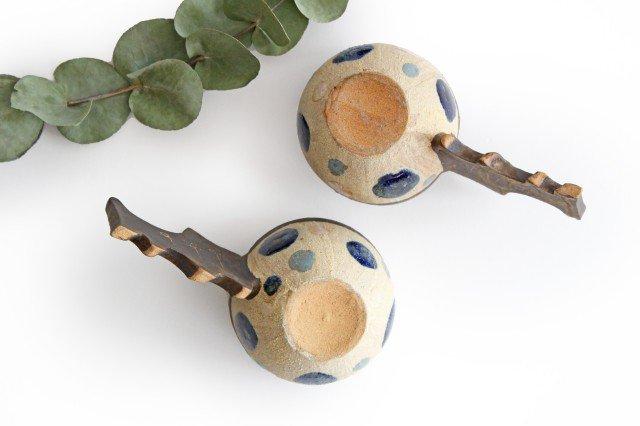マグカップ ネコ 陶器 土の種 やちむん 画像6