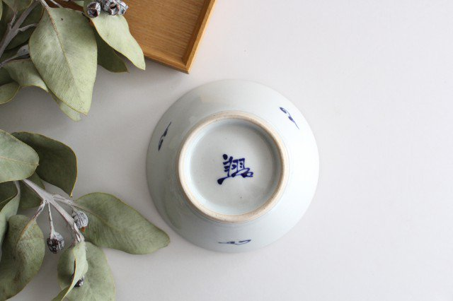 くらわんか碗 鶴 陶器 kotohogi 波佐見焼 画像4