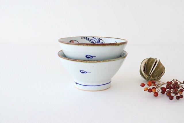 kotohogi くらわんか碗 鶴 陶器 波佐見焼 画像6