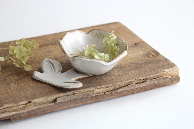 新花小皿 陶器 キエリ舎 画像3