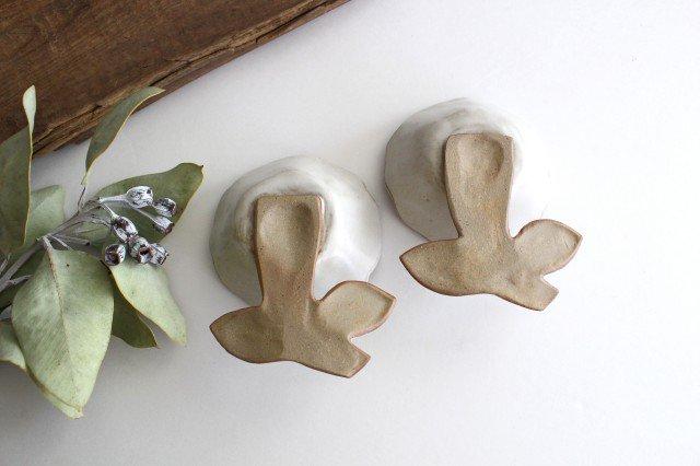 新花小皿 陶器 キエリ舎 画像4