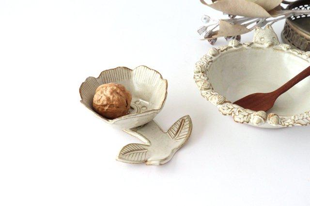 新花小皿 陶器 キエリ舎 画像5