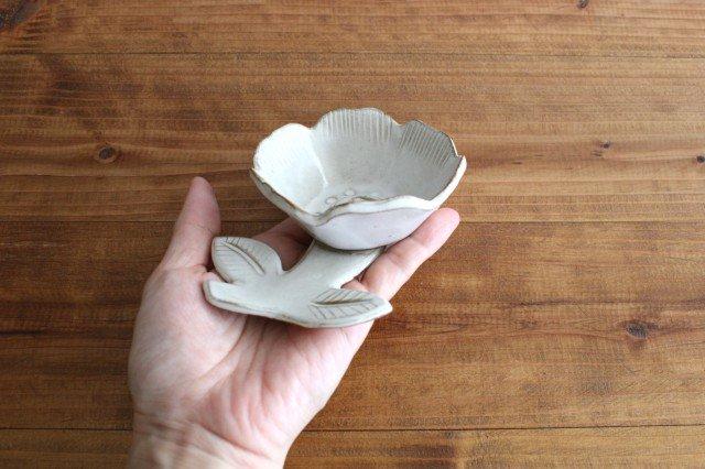 新花小皿 陶器 キエリ舎 画像6