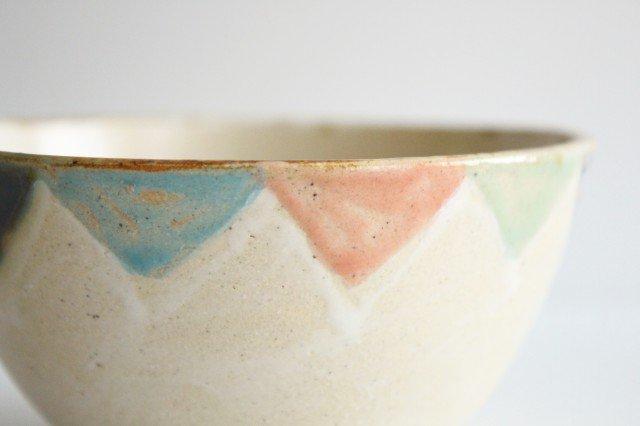 スープカップ ガーランド 陶器 小澤早苗 やちむん 画像2