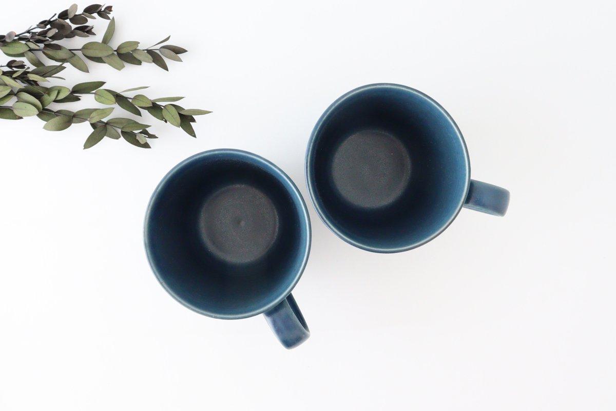 マグカップ デニム 陶器 ローズマリー 波佐見焼 画像2