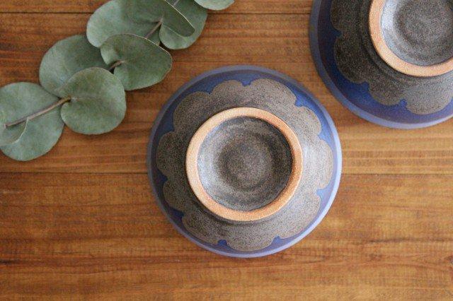 三日月カフェオレボウル 陶器 工房ことりの やちむん 画像3
