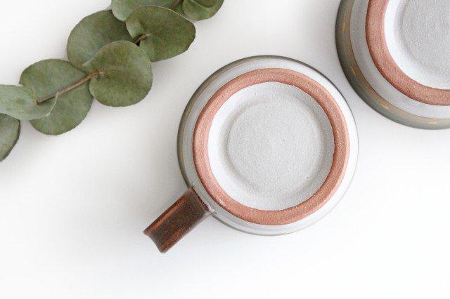 彩りマグカップ 陶器 工房ことりの やちむん 画像5