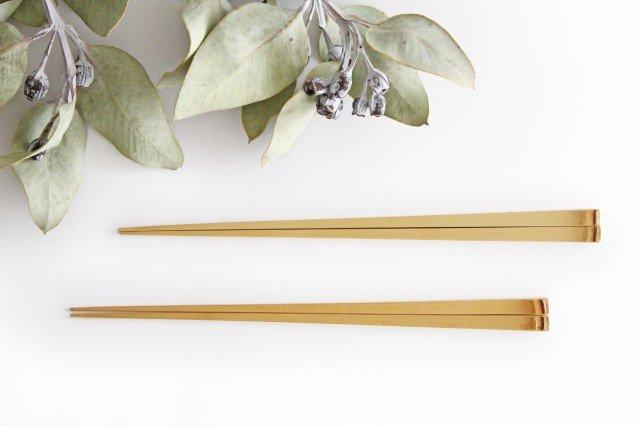 天節箸 白竹 竹工芸 画像2