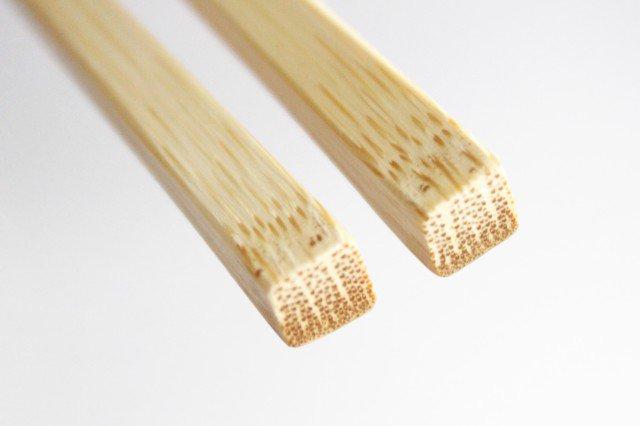 天節箸 白竹 竹工芸 画像3