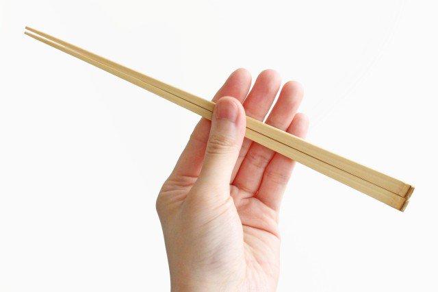 天節箸 白竹 竹工芸 画像5
