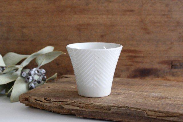 反煎茶 ヘリンボーン 陶器 ORIME 波佐見焼