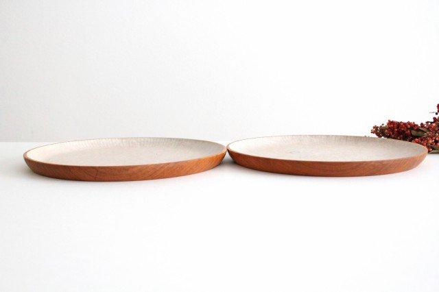 fogtray 30cm 桜 ivory+安藤由紀 画像2