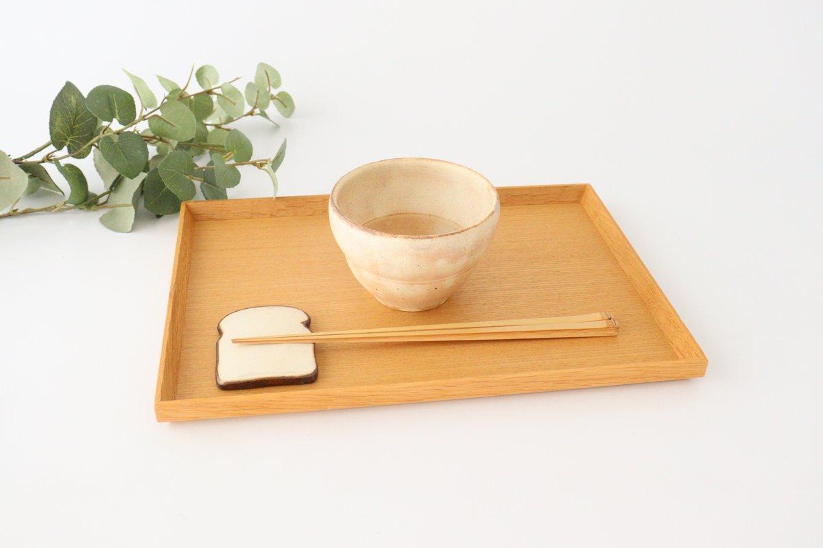 粉福 カフェオレボウル M 陶器 木のね 画像2