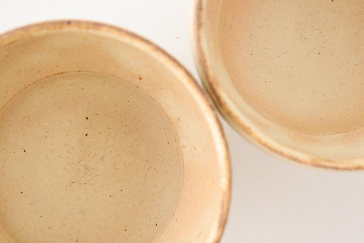 粉福 カフェオレボウル M 陶器 木のね 画像4