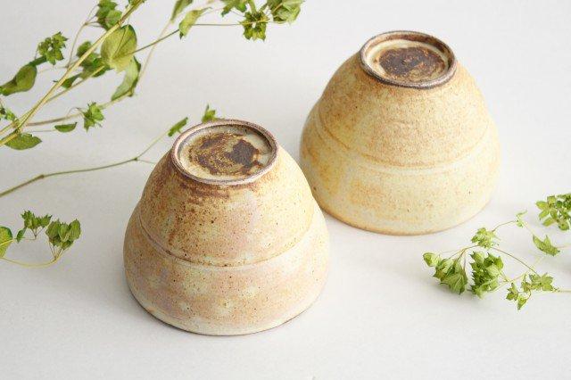 粉福 カフェオレボウル M 陶器 木のね 画像5