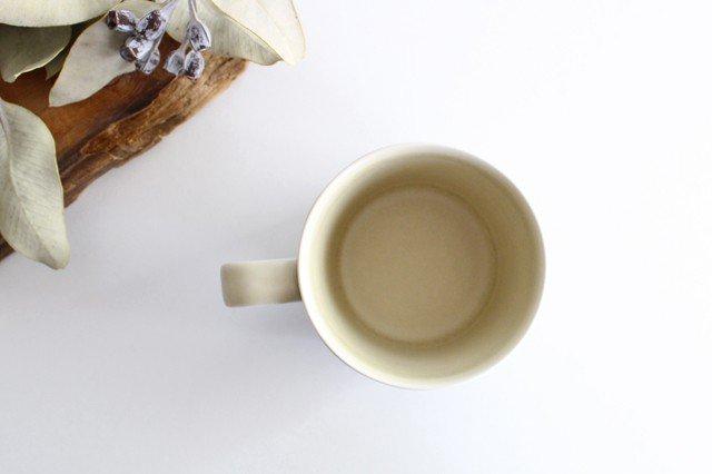 マグカップ インディゴフラワー 磁器 すこし屋 砥部焼 画像2