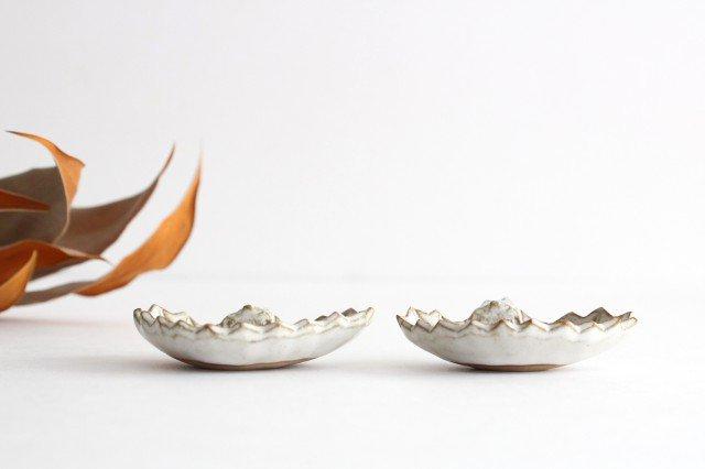 豆皿 はりねずみの森 陶器 キエリ舎 画像2