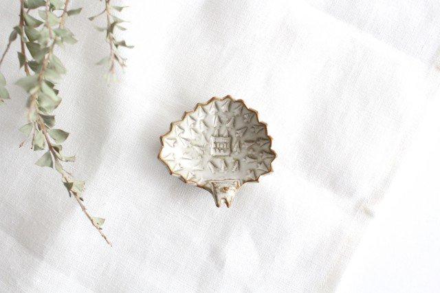 豆皿 はりねずみの森 陶器 キエリ舎 画像5