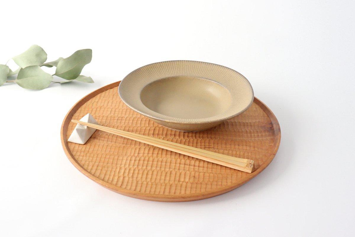 美濃焼 COLLIEN サラダボウル ブラウン 磁器 画像5
