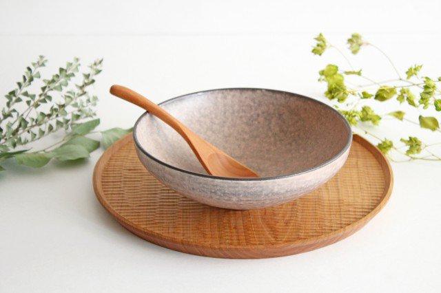 美濃焼 盛り鉢 マットピンク 陶器 画像6