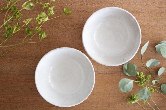 美濃焼 粉引 飯碗 クラウド 陶器 画像2